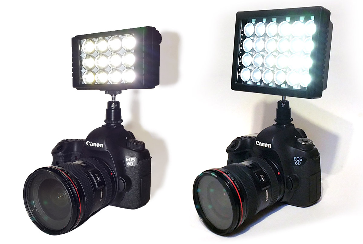 With it high intensity spot light output it delivers high luminance output with high CRI sustained brightness and constant color temperature.  sc 1 st  LA Color Pros & Introducing Two Low-Cost High-Power LED Lights | L.A. Color Pros Blog azcodes.com